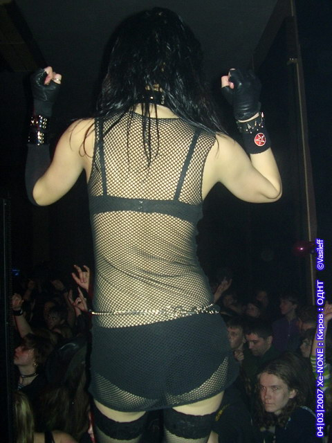 Маша Dance (rear)