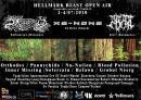 03 / 07 / 10 - HellMark Open Air (Ижевск)