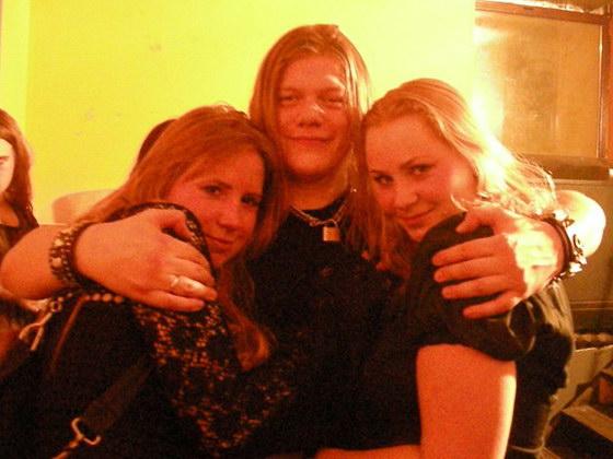 Оля, Lexy, Лена